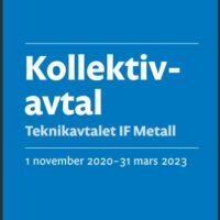 kollektivavtalet 20201101 - 20230331